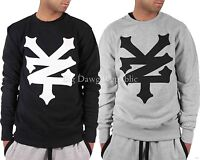 Zoo York Mens Boys Hip Hop Star Sweatshirts Jumper Overhead Pullover Ecko Skater