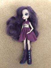 "My Little Pony Equestria Girls 2013 Rarity 9"" with Accessories"