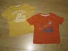 2 tee-shirts Vertbaudet 2 ans