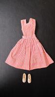 Vintage Barbie Doll Outfit, Candy Striper Volunteer # 889 (1964)