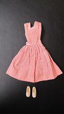 Vintage Barbie Doll Outfit, Candy Stryper VOLUNTEER Nº 889 (1964)