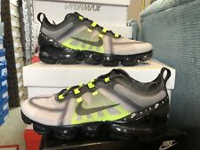 Nike Air VaporMax 2019 LX Men's Atmosphere Grey Black BV1712-001 Size 7-13 NEW!