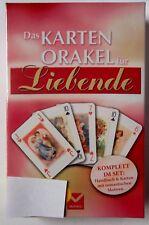 Orakelkarten für Liebende Liebesorakel Orakel Karten Spielespass + Anleitung