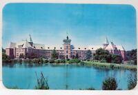 New Rochelle High School New York  Postcard A4