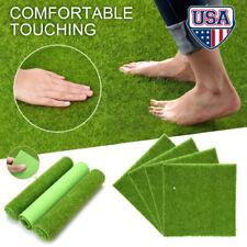 Artificial Grass Turf Fake Grass Mat Synthetic Turf Lawn Landscape Pet Turf Yard