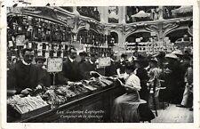 CPA PARIS (9e) - Les Galeries Lafayette - Comptoir de la Ganterie (218938)