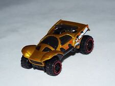 Hot Wheels 1 Loose Vehicle From X-Games 5 Pack  Da'Kar  Mtflk Gold