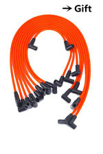 Igniton Spark Plug Wires Sets 8mm for AM General Hummer K1500 C2500 V8 5.0L 5.7L