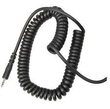 Spiralkabel mit 2.5mm Stecker f. ALINCO DJC5 / DJ-C7 /DJ-FX446 / Cobra Microtalk