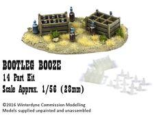 O/On30/1:48/28mm/32mm 3d printed Bootleg Booze