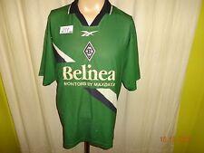 "Borussia Mönchengladbach reebok camiseta 99/00 ""Belinea monitor by Maxdata"" talla m"