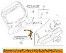 MAZDA OEM 13-15 CX-5 Liftgate Tail Tailgate Trunk-Lock Switch KD45676S0B