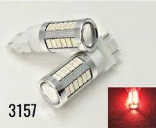 Reverse Backup Light 33 LED Bulb Red CK T25 3157 3057 4157 B1 #1 For GM