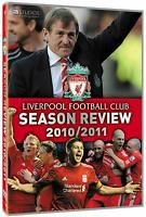Liverpool FC DVD End of Season Review 2010/2011 DVD 10/11