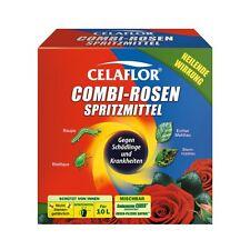 Celaflor Combi Rosen Spritzmittel 200ml-Mehltau Sternrußtau Blattläuse Raupen