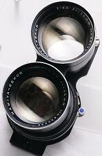 Mamiya-Sekor 135mm F4.5 C330 C220 TLR Camera Prime Lens - Seiko Shutter
