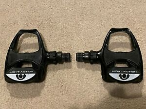 Shimano LIGHT ACTION Road Bike PD-R540 SPD-SL Clipless Pedals Low Spring Tension