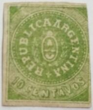 Timbres d'Argentine