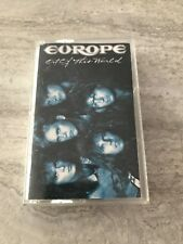 Europe ~ Out of This World ~ Cassette Tape