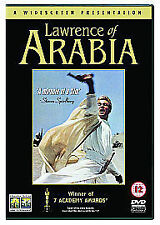 Lawrence Of Arabia 2 DVD set with slip case and booklet