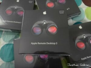 Apple Remote Desktop 3 - Unlimited Management Systems License - MA232Z/A NEW