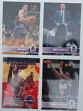 Lot de 3 Cartes Basketball NBA Hoops 94/95 Sacramento Kings + 1 Top This!