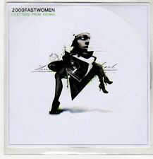 (EP152) 2000 Fast Women, Letters From Vienna - 2010 DJ CD
