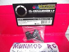 YOKOMO CHALLENGER 1.9 STEERING BLOCK  CRAWLER 2PCS C-415