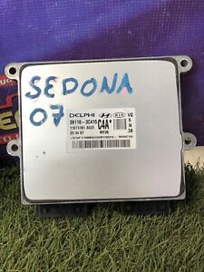 06-09 SEDONA 39110-3C415 391103C415 ENGINE COMPUTER BRAIN BOX ECM ECU