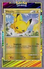 🌈Pikachu Reverse - HS04:Indomptable - 61/90 - Carte Pokemon Neuve Française