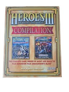 Heroes of Might and Magic III Compilation  Big Box edition, 3DO