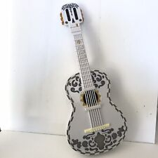 Disney Pixar Coco Toy Guitar Mattel Interactive Lights Sounds White 8 Chords