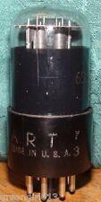 Vintage Tungsol 6SL7GT ART Vacuum Tube Very Nice Super Strong & Balanced