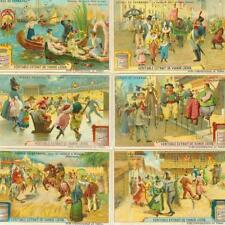 LIEBIG : S_0986 : 'Scènes de carnaval
