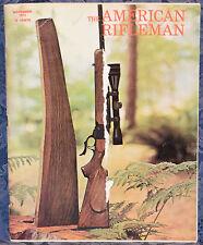 Vintage Magazine American Rifleman, NOVEMBER 1973 !!! COLT SAUER RIFLE !!!