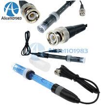 Bnc Connector Electrode Ph Probe Sensor For Aquarium Lab Controller Meter