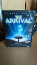 DVD THE ARRIVAL Charlie Sheen