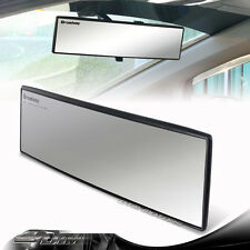 Universal Broadway 300mm Wide Convex Interior Clip On Car Truck Rear View Mirror