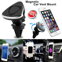 360° Car Mount Sticky Magnetic Stand Holder For iPhone Phone PC GPS Universal
