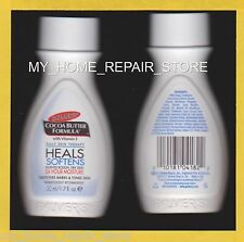 FREE S&H! GET 2- 1.7oz BOTTLES PALMERS COCOA BUTTER FORMULA LOTION W VITAMIN E