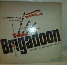 BRIGADOON ORIGINAL TELEVISION SOUNDTRACK LP VINYL RECORD ALBUM COLUMBIA
