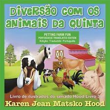 Diversao Com OS Animais Da Quinta (Paperback or Softback)