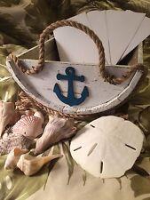 Beach Wedding Nautical Card Box Centerpiece Anchor