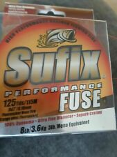 Suffix Fishing Line BRAID & PERFORMANCE FUSE VARIOUS COLOUR AND WEIGHTS UK SELLE