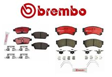 For Ford Lincoln Mazda Mercury Front+Rear Brake Pad Sets Brake Kit Brembo OEM