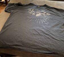 American Original Eagle Freedom Black T Shirt XL/XG 46-48