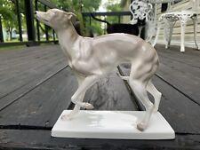 NORITAKE Bone China WHIPPET Greyhound Dog Toki Kaisha Vintage Japan