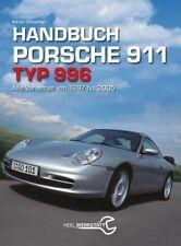 Handbuch Porsche 911 Typ 996 1997 - 2005 Cabrio Targa Turbo Reparaturanleitung