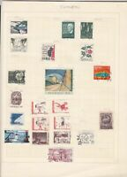 sweden stamps page ref 18170