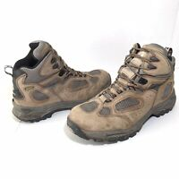 Vasque Breeze Gore-Tex Mens 13M Hiking Boots Brown Leather 7466 Ankle